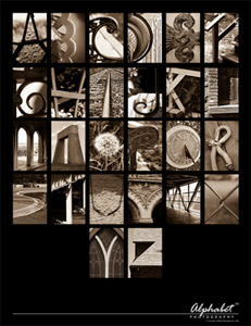 Photographic Alphabet