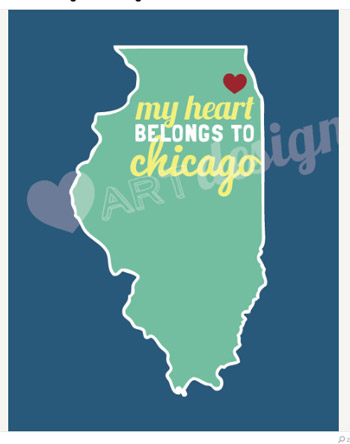 My Heart Belongs to Chicago