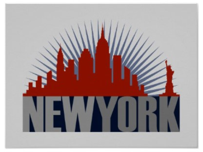 New York City Posters and Prints | Signs by Andrea