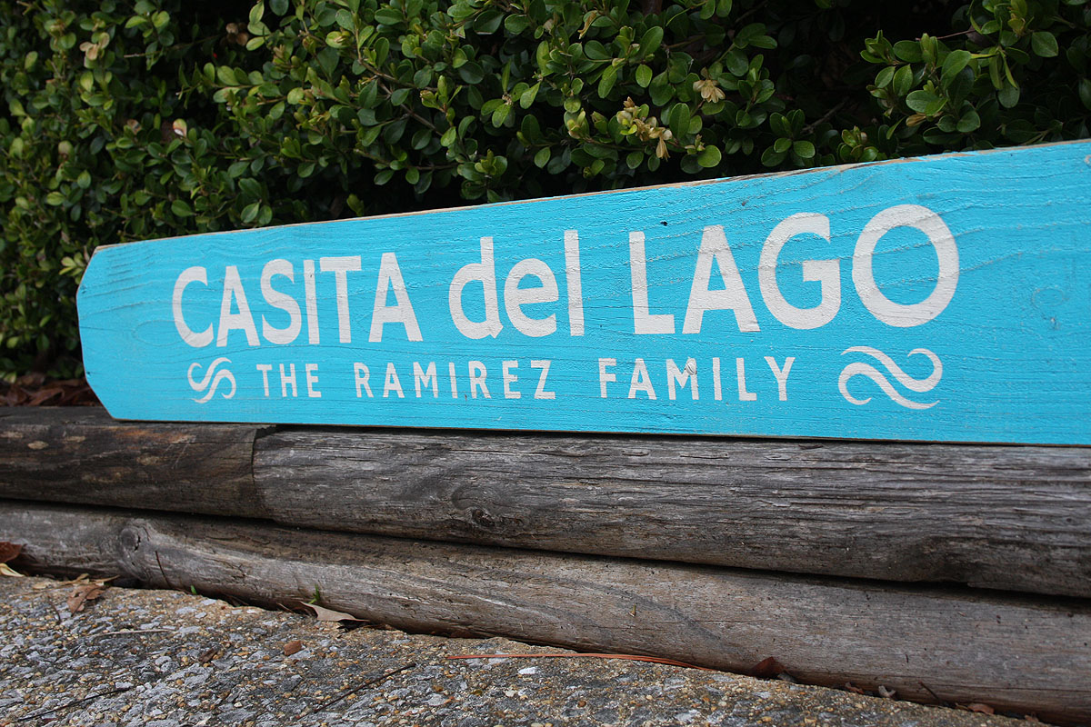 Custom Painted Reclaimed Wood Signs | Signs by Andrea
