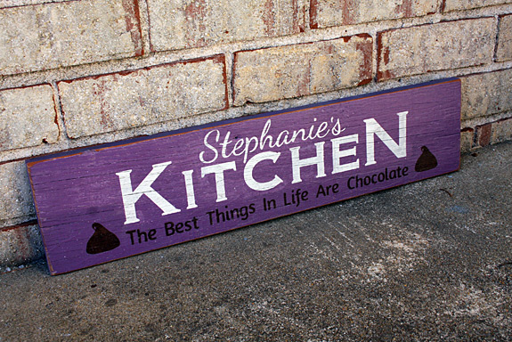 Custom Painted Signs Signs By Andrea