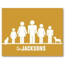 Customize A Family Poster