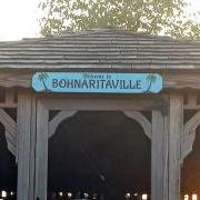 3ft Custom Sign on Gazebo Entrance