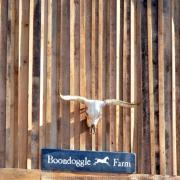 Boondoggle Farm Sign