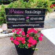 Three 3ft Custom Signs on Post