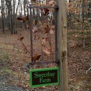 Sweetbay Farm Property Sign
