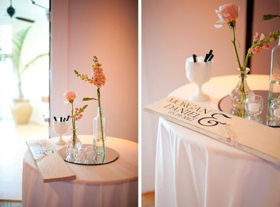 guest book alternative wedding ceremony decor sign