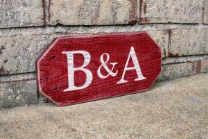 Two Initials Sign Sale